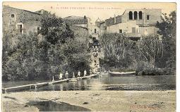 Vores del riu Fluvià.