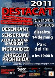 Sant Pere Pescador DESTACA'T 2011