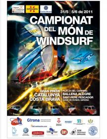 Windsurf World Cup 2011 a Sant Pere Pescador