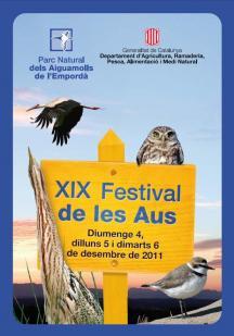 XIX Festival de les Aus al Parc Natural dels Aiguamolls de l'Empordà