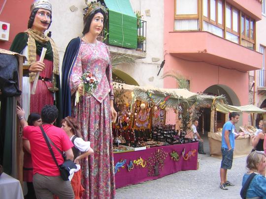 Festival Terra de Trobadors a Castelló d'Empúries