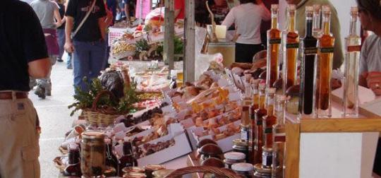 Mercat de productes artesanals  Sant Pere Pescador