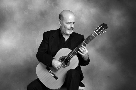 Bernardo García Guitarra - Sant Pere Pescador