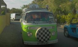 8ª Concentració de furgos Volkswagen al Camping la Ballena Alegre de Sant Pere Pescador